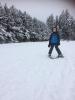 2021 Januar - unsere Skilehrer im Schnee